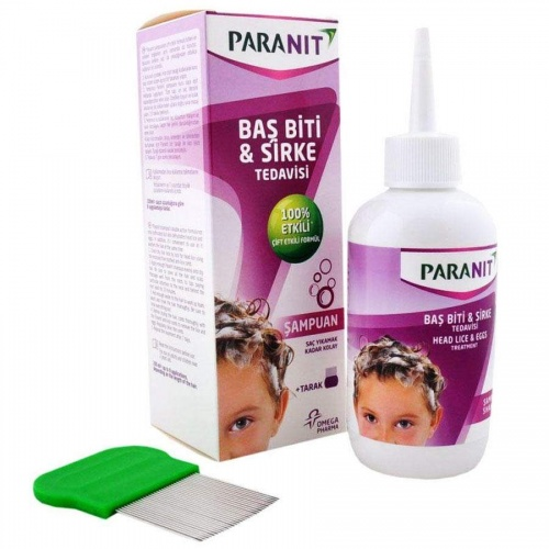 PARANİT BİT SAMPUANI 100ML