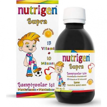 NUTRIGEN SUPRA 200 ML SURUP