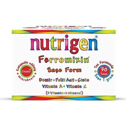 NUTRIGEN FERROMIXIN 30 SASE