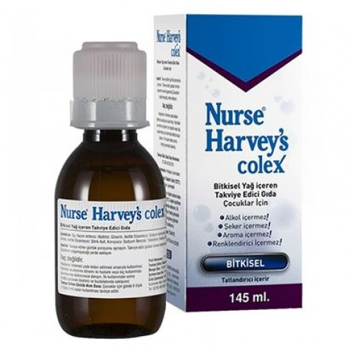 NURSE HARVEYS COLEX SURUP