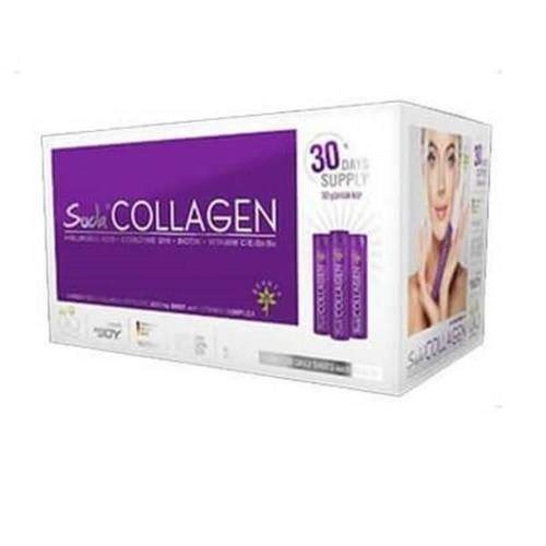 SUDA COLLAGEN PLUM FLAVOR 40ML X 30 SHOT