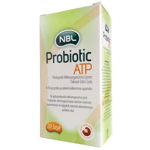 NBL PROBIOTIC ATP 20 SASE