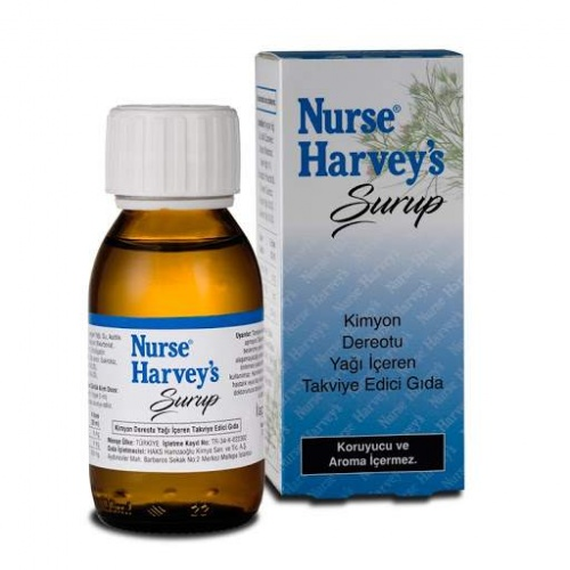 NURSE HARVEYS SURUP 100 ML