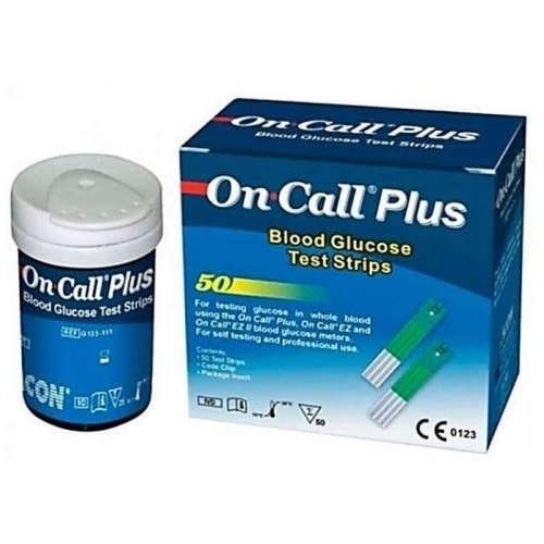 SEKER ON CALL PLUS STRIP 50 (2 ADET)