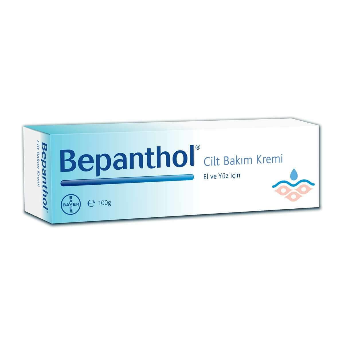 BEPANTHOL CILT BAKIM KREMI 100GR