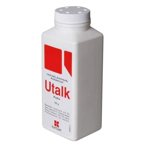 UTALK PUDRA 100 GR