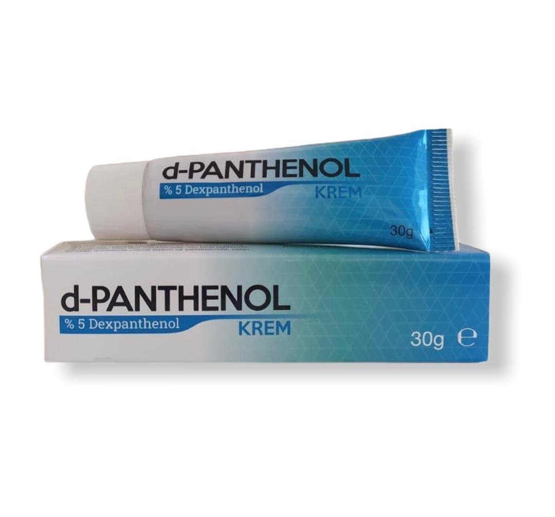 d-PANTHENOL 30 GR KREM