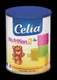 CELIA NUTRITION 2 400 GR